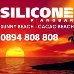 SILICONE piano bar           Sunny beach - Cacao Beach